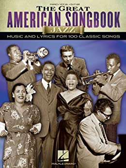 The Great American Songbook - Jazz Songbook par [Hal Leonard]