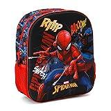 Spiderman Smash-3D Rucksack (Klein) Zainetto per bambini, Blu