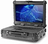 Getac X500G2 Mobile Server, 15,6'' Zoll, Chip, Full HD, Intel Core i7, 2,7GHz, RAM: 32GB, HDD: 1TB, MIL-STD 810G, fully rugged Notebook der Serverklasse, 1920x1080 Pixel, Win Server 2012