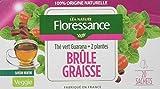 Floressance Phytothérapie Minceur Thé Brûle Graisse 20 Sachets Lot de 6