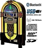 Jukebox Multimedia Musikbox Festival 1051 Bluetooth, USB, SD, MP3 CD, Radio
