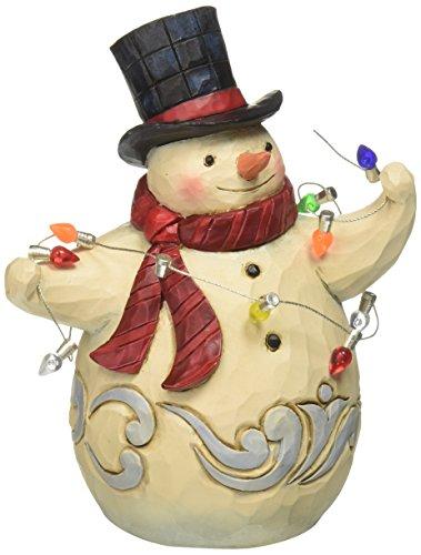 Jim Shore Heartwood Creek pint-size muñeco de nieve...