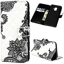 80b5c8738659b1 Samsung Galaxy A6 Plus 2018 Lederhülle Wallet Case für Samsung Galaxy A6  Plus Handytasche Leder Handyhülle