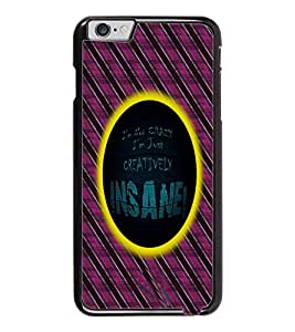 PrintDhaba Quote D-5008 Back Case Cover for APPLE IPHONE 6 (Multi-Coloured)