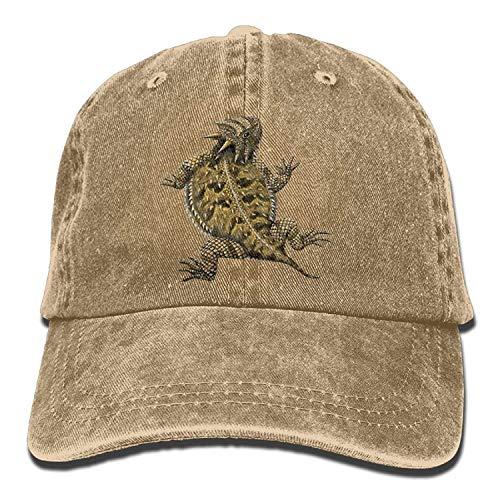 Mama Baseball Jersey (Jxrodekz Cowboy Hat Cap Herren Damen Wyoming Maskottchen Gehörnte Eidechse EE475)