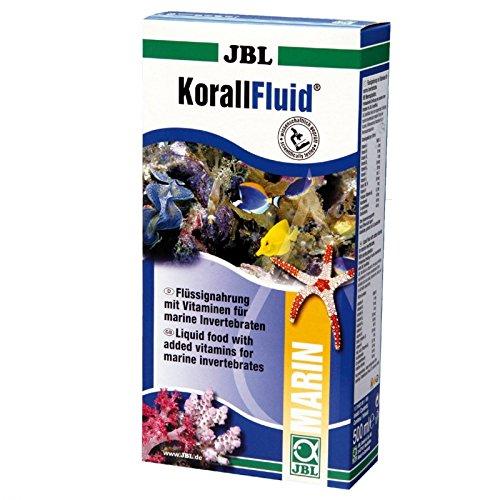 JBL Flüssignahrung mit Vitaminen für Korallen, Fluid, KorallFluid