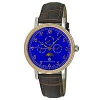 Constantin Durmont San Juan-Reloj de pulsera de piel para hombre, analógico de cuarzo de Constantin Durmont