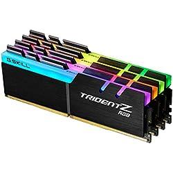 G.Skill Trident Z RGB 32GB DDR4 32GB DDR4 3200MHz memoria