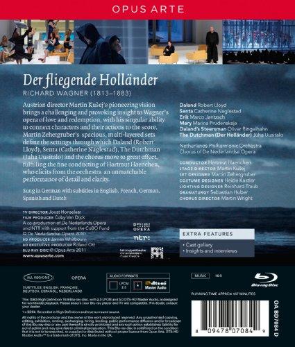 Wagner Der Fliegende Hollander Blu Ray