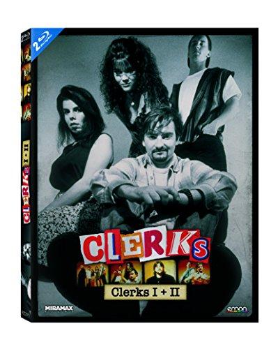 Clerks 1 Y 2 (+ Poster) [Blu-ray] 51Bd301DhcL