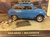 007 James Bond Car Collection #36 ZAZ-965 A (GoldenEye)