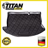 Heavy Duty Tailored Fit Boot Liner Tray Car Mat For Ford Fiesta MK7 2008-2015