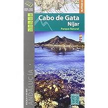 Cabo de Gata Wanderkarte 1 : 50 000