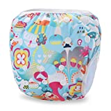Storeofbaby Baby Reusable Swim Diaper Washable Pool Pant for Boys and Girls 0-3 Years