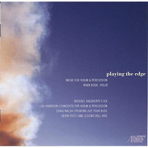 Playing the Edge by Mark Rush (2010-08-10)