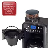 BEEM  D2000.655 Fresh-Aroma-Perfect Exclusive, Kaffeemaschine mit Mahlwerk