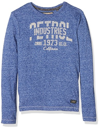 PETROL INDUSTRIES TLR768, T-Shirt Bambino, Blu (Imperial Blue), 8 Anni
