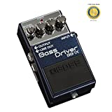 BOSS BB-1X Bass Driver Bass Overdrive Effetti / Distortion Pedal