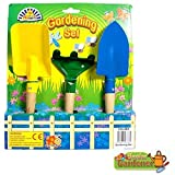 PLAYWRITE Junior Jardinier Set [Couleur Peut Varier]