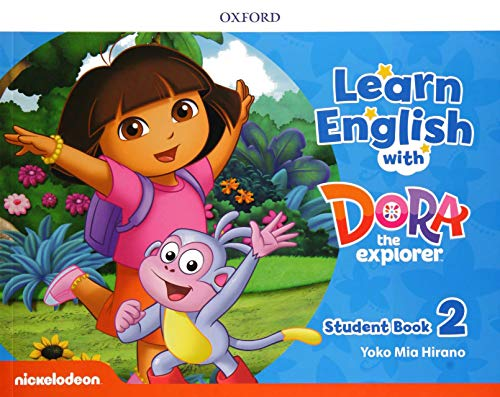 Learn English with Dora the Explorer 2. Class Book (Learn with Dora the Explorer)