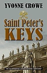 ST PETER'S KEYS: An enthralling international thriller (Nicolina Fabiani Series) (NICOLINA FABIANI CONSPIRACIES Book 5) (English Edition)