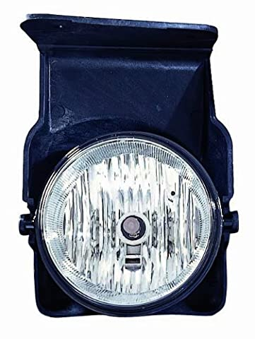 Depo 335-2008L-ACN GMC Sierra Driver Side Replacement Fog Light Assembly by Depo