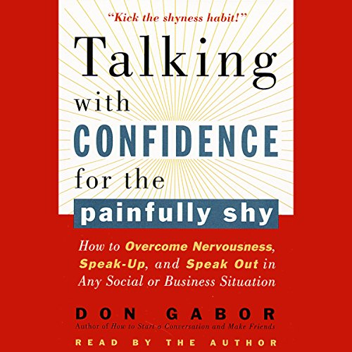 Talking with Confidence for the Painfully Shy  Audiolibri