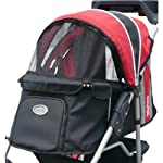 Pet Stroller,IPS-070, Black/Silver, Dog Carrier, Trolley, Innopet, Comfort EFA Buggy. Foldable pet buggy, pushchair… 11