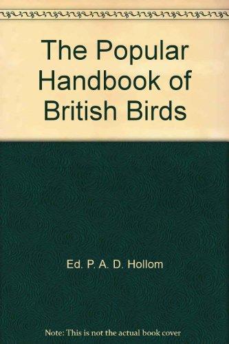 The Popular Handbook of British Birds