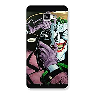 Neo World Crazy Smile Back Case Cover for Samsung Galaxy A9