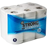 Morrisons  Strong and Absorbent Kitchen Towel, 6 rolls