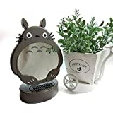 Ekan Carton Character LED Table Study Lamp For Kids, Desk Lamp With Face Mirror And Comb For Kids, Best Gift For Boys And Girls, 50 Gram Pack Of 1