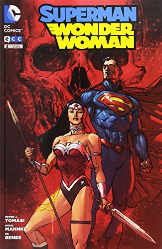 Superman/Wonder Woman 3 por Peter J. Tomasi
