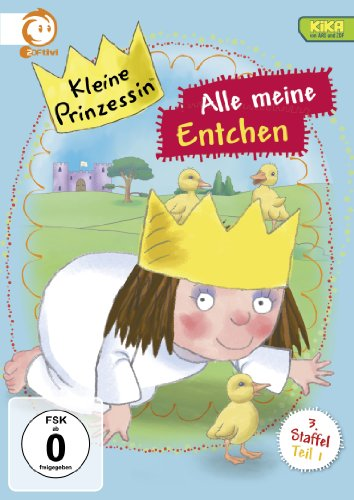 """Kleine Prinzessin """"Alle meine Entchen"""""""