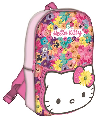 Image of Hello Kitty Backpack with Adjustable Shoulder Straps