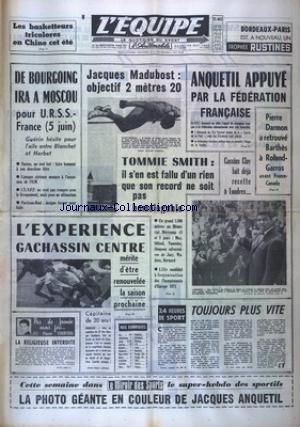 EQUIPE (L') [No 6256] du 10/05/1966