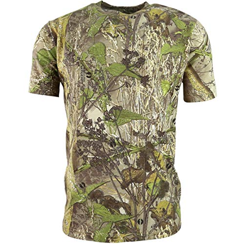 3715c5c26731c Kombat UK Hunting, T-Shirt Uomo, English Hedgerow, XXL