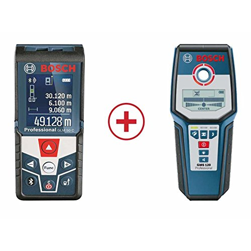 Preisvergleich Produktbild Bosch Professional Messgerät 06159940hc, blau