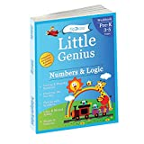 Numbers & Logic: Pre Kindergarten Workbook (Little Genius Series): Teaches Numbers, Counting, Simple