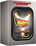 Back To The Future Flux Capacitor Blu Ray Box Set / Region Free / U.K. Import.