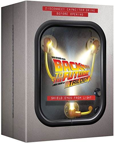Back To The Future - Trilogy [Edizione: Regno Unito]