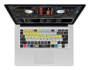 KB Covers Serato Scratch LIVE/ITCH - Notebook-Zubehör (Mehrfarben, Apple MacBook, MacBook Air, MacBook Pro)