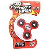 YoYo Factory Fidget Ninja Spinner - Rojo