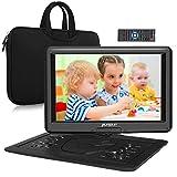 Pumpkin 16 Pouce Lecteur DVD Portable Voiture Grand Ecran pour Enfant Supporte HDMI...
