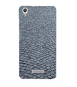 Abstract Art 3D Hard Polycarbonate Designer Back Case Cover for Lava Iris Pixel V1
