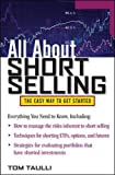 All About Short Selling - Best Reviews Guide