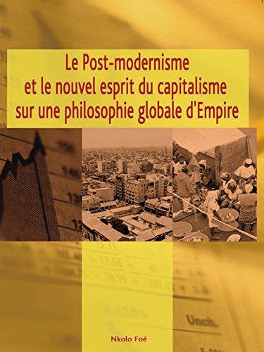 Le Nouvel Esprit Du Capitalisme [Pdf/ePub] eBook
