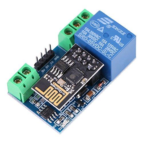 ESP8266 5 V Wifi Relaismodul Bord Fernbedienung Schalter mit Handy APP für Smart Home (Relais Smart)