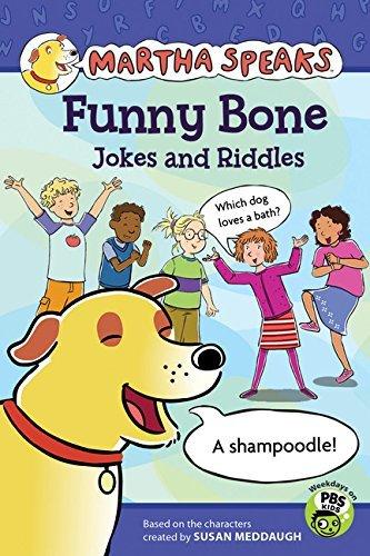 Martha Speaks: Funny Bone Jokes and Riddles by Susan Meddaugh (2013-01-08)