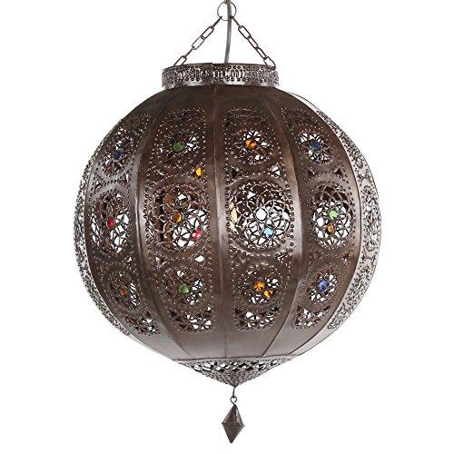 Accesorio de la pantalla de la lámpara Rana marrón 40 cm techo...